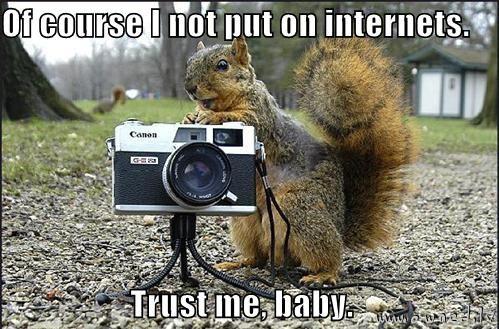 Trust me baby