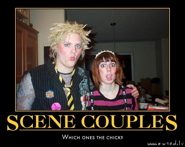 Scene couples
