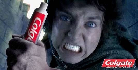 Lord of The Rings - Colgate