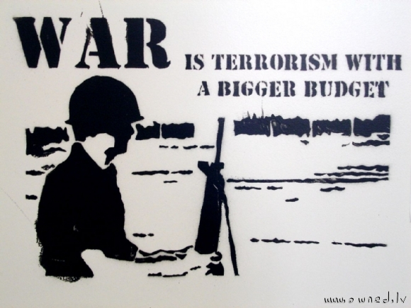 What is war ?