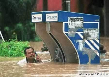 Hello plumber ?