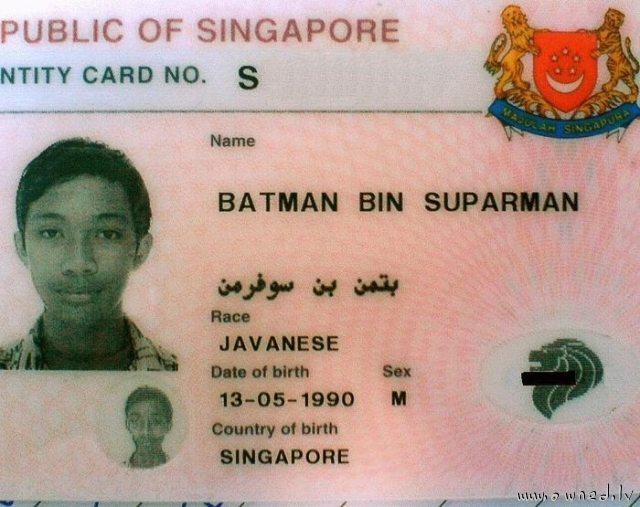 Batman Bin Superman