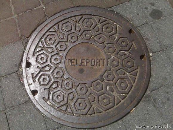 Teleport !