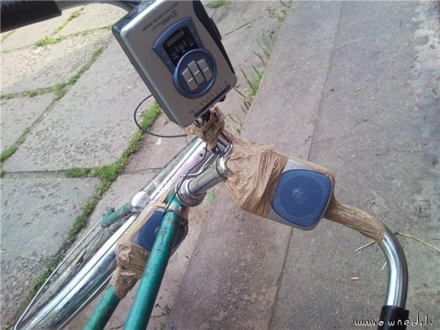 Ghetto ride
