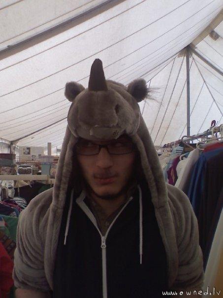 I am a rhino
