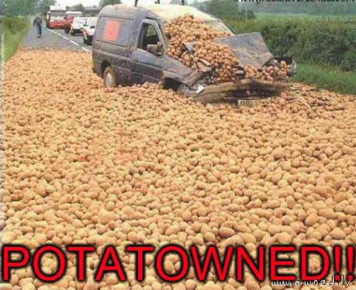 Potatowned