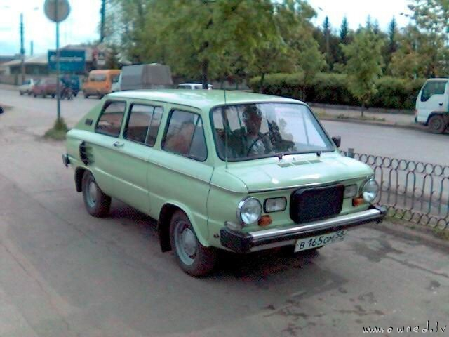 Russian limousine