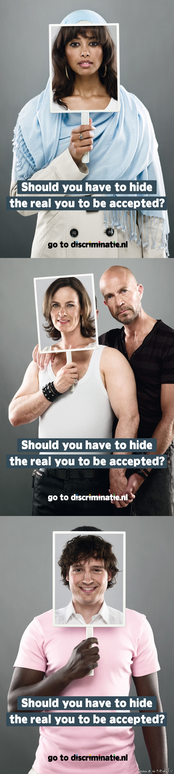 Anti discrimination ad