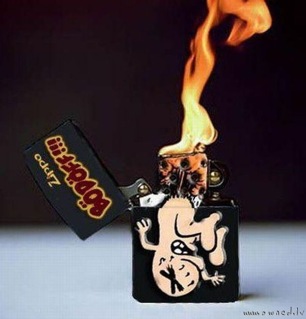 Funny lighter
