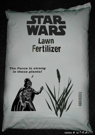 The Force is strong in these plants