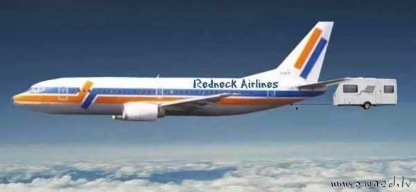 Redneck Airlines