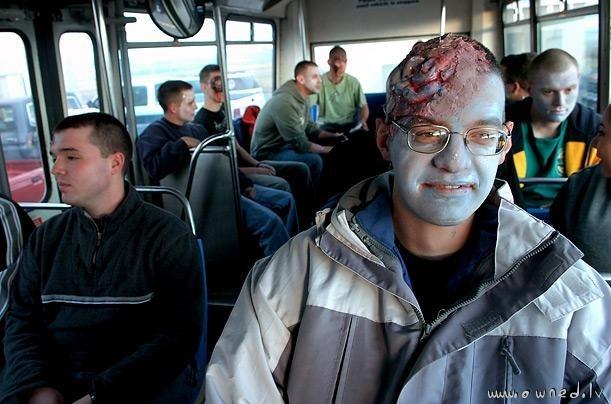 Zombie among us