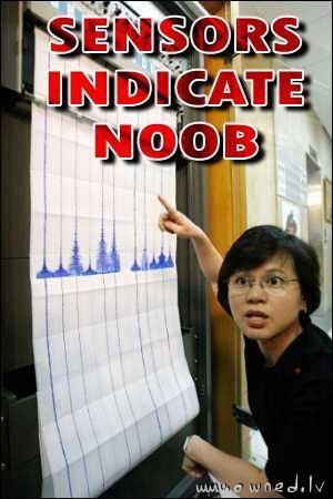 Noob sensor