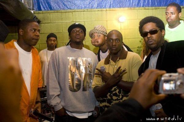 Gangsta crew