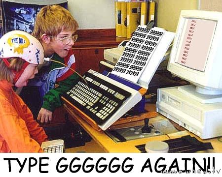 Type GGGGGG again