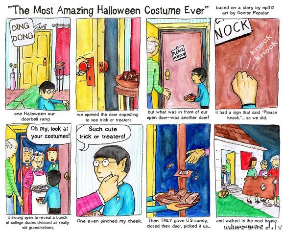 Amazing costume