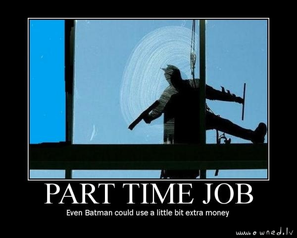 disadvantages of part time job