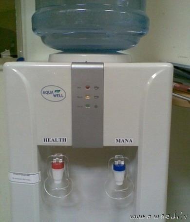Health and mana