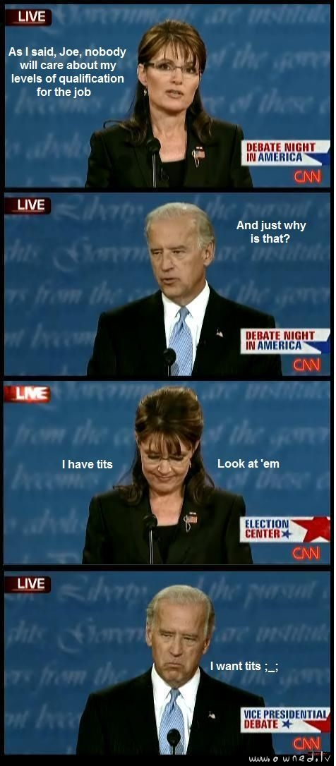 Debate night