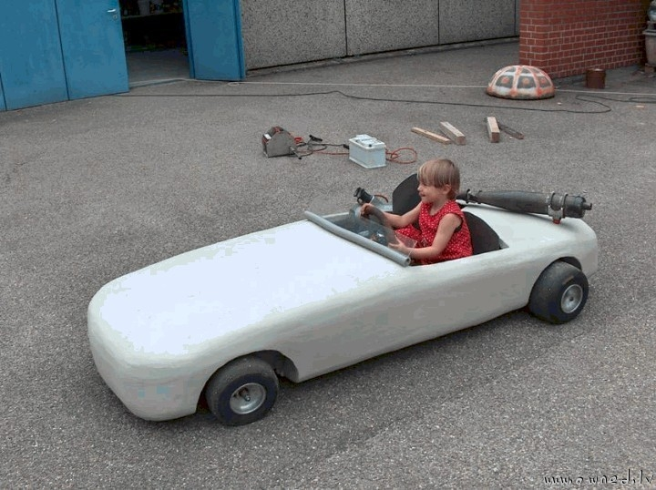 Newest prototype from Lexus