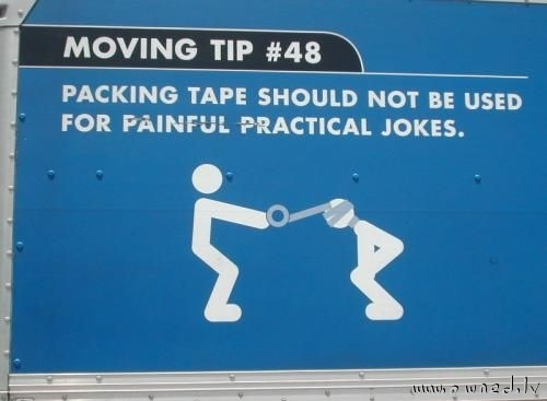 Moving tip