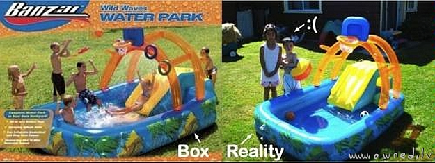 Box vs reality