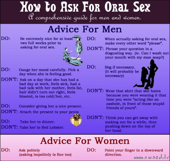 How to of oral sex