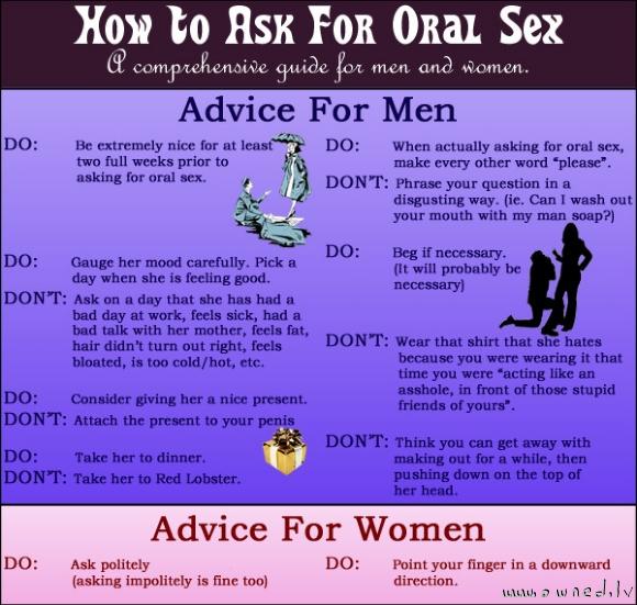 Oral sex question