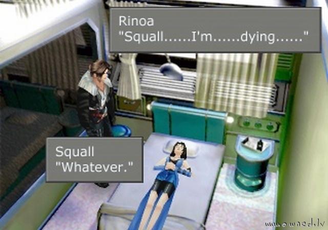 Final Fantasy joke