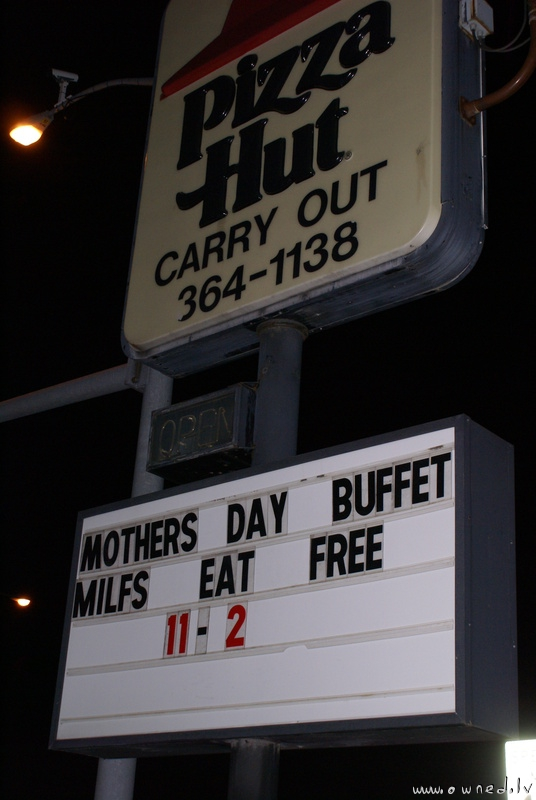 Milfs eat free