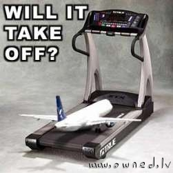 Will it take off ?